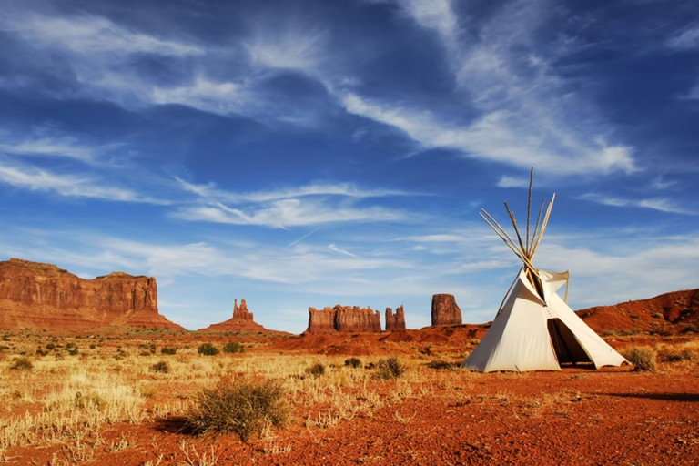 native american featured