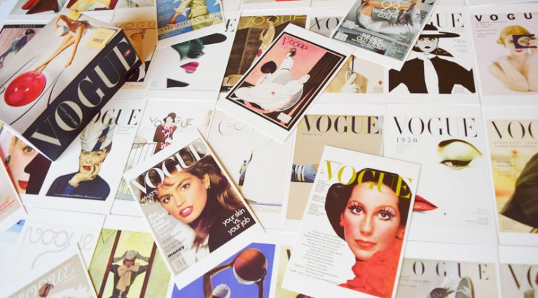 vogue featured