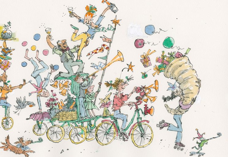Quiz | Which Roald Dahl Character Are You?