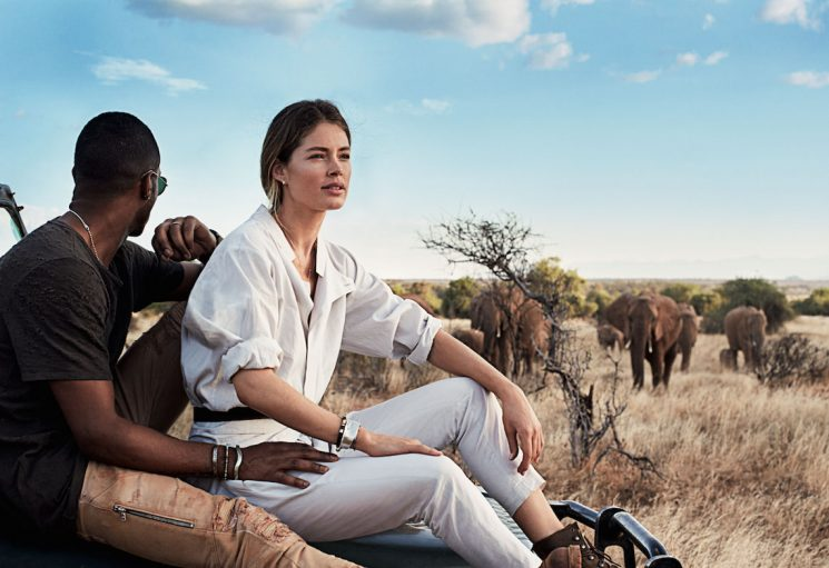 Doutzen Kroes in 'The Land of Giants'