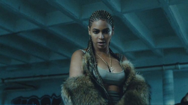 Beyoncé Sets Fire to the MTV Video Music Awards