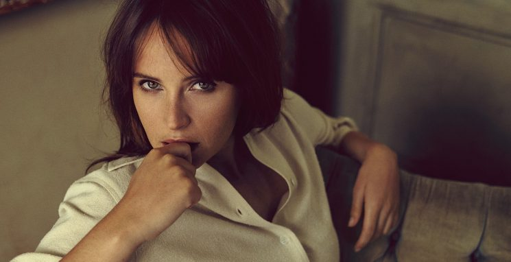 Rise of the Heroine | Felicity Jones
