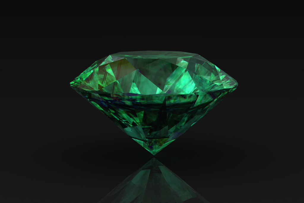 Emerald - The May Birthstone