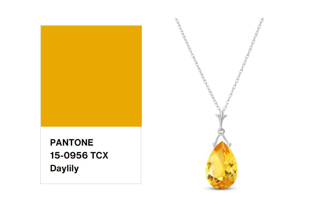 Citrine Jewellery
