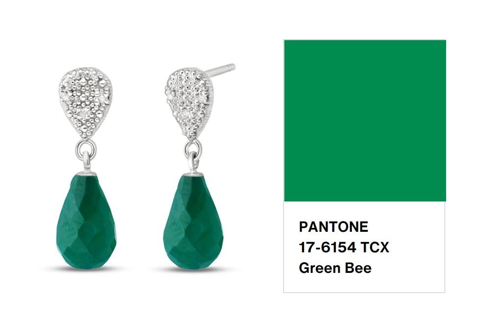 Autumn Jewellery Trends 2021 Emerald