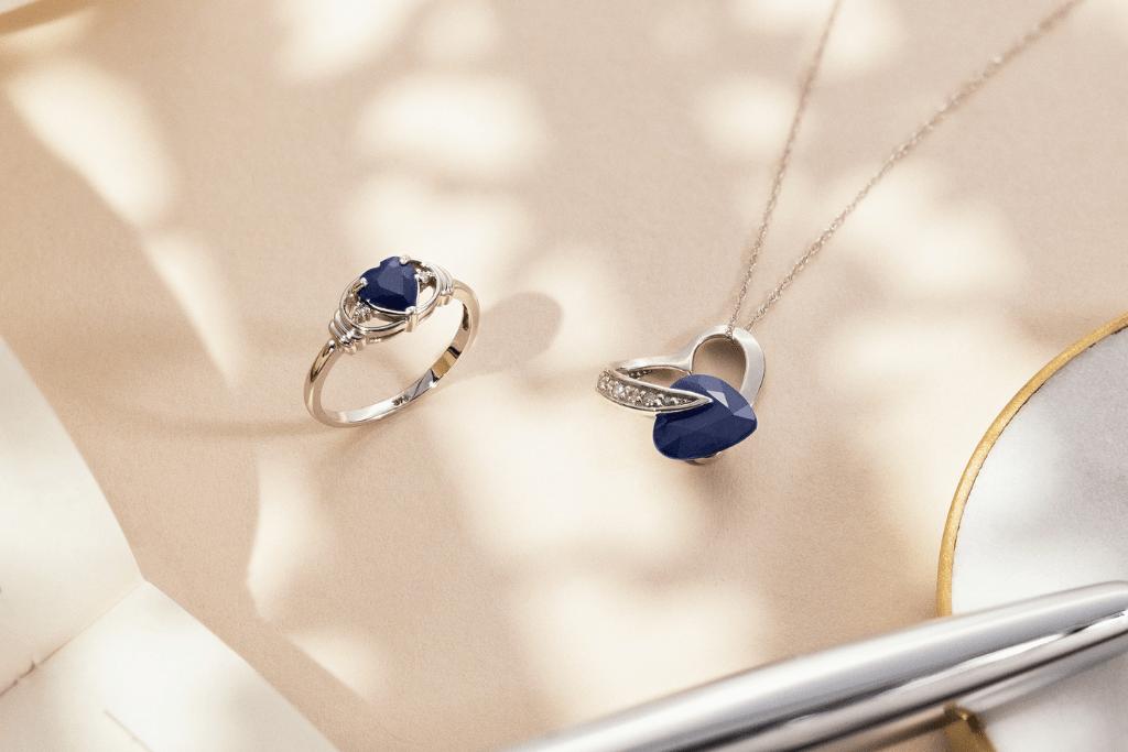 Sapphire September Birthstone Jewellery