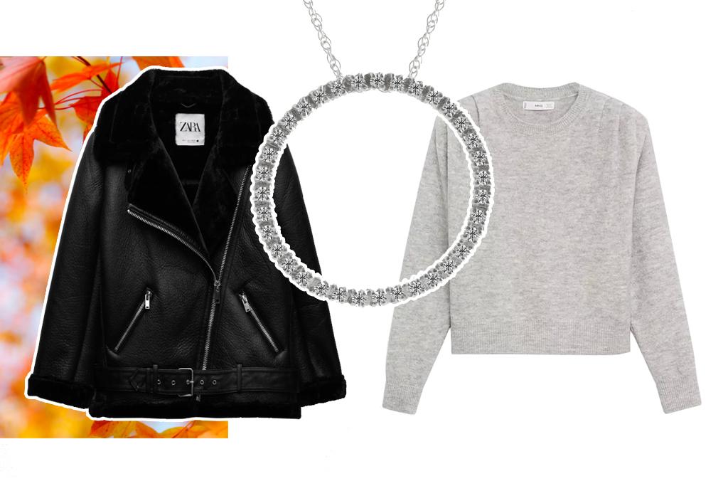 Autumn Necklaces - Daytime Diamonds