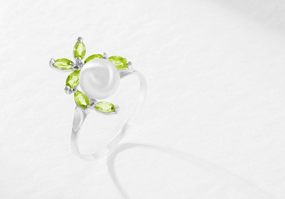 3493---ring---pearl---peridot---silver