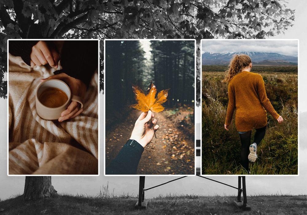 Boost mood autumn